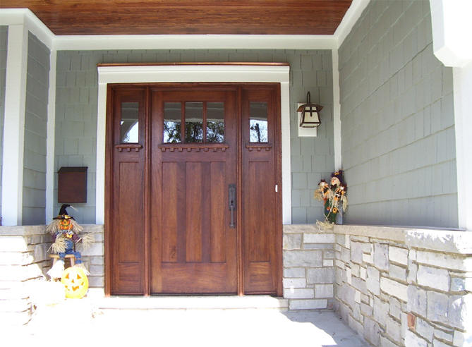 craftsman door for sale in