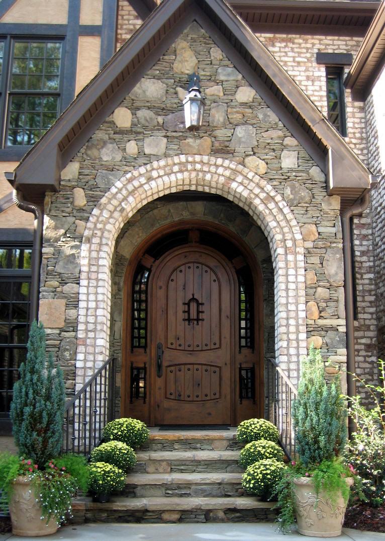 Alder Arched Doors Nicksbuilding Com