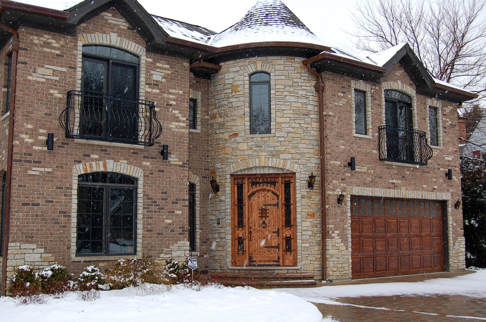 1080 #664537 WOOD OVERHEAD GARAGE DOORS NICKSBUILDING.COM picture/photo Overhead Garage Doors 38291629