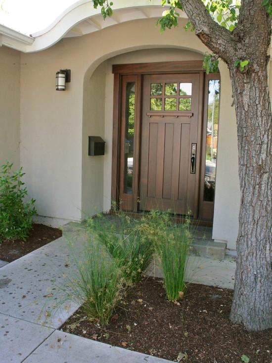 Mission doors arts and crafts doors shaker doors for Craftsman style wood interior doors