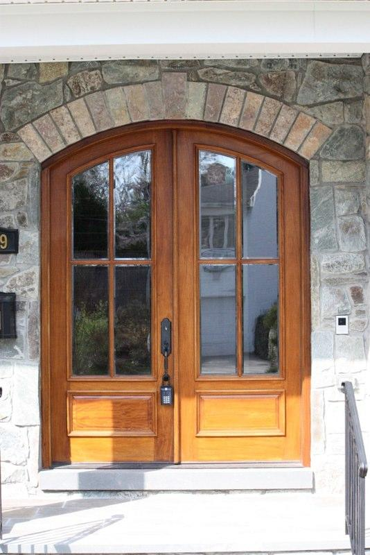 Wood exterior doors for sale in milwaukee wisconsin for Front doors for sale