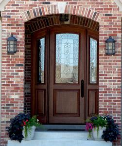 wood doors exterior doors mahogany doors entry doors canton michigan nicksbuilding com