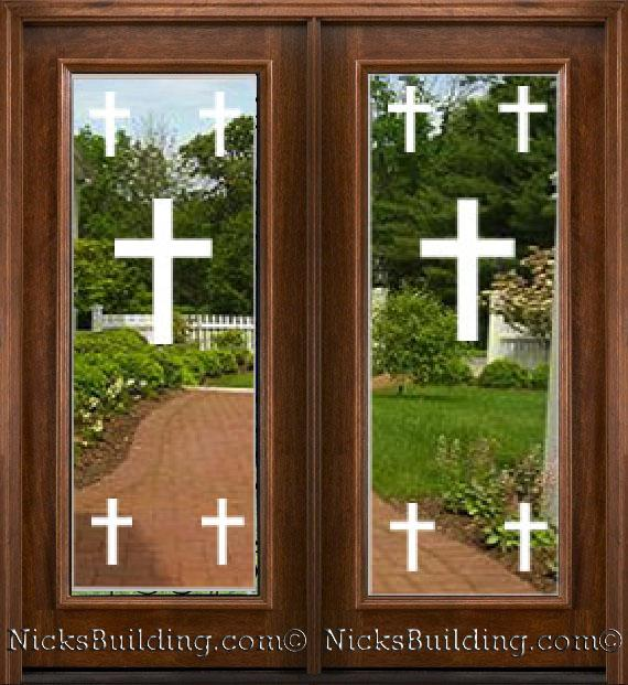 Front doors wisconsin nicksbuilding com for Exterior glass doors for churches