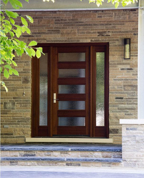 Download Entry Door Construction Plans Free