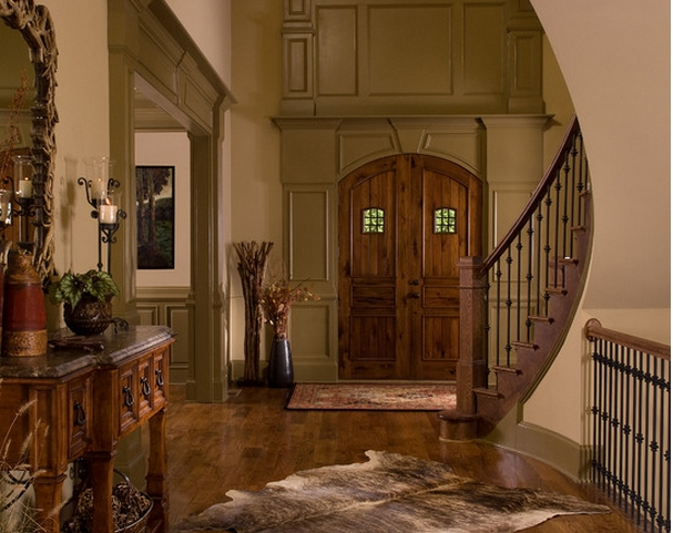 Alder doors rustic doors and tuscany style doors for Mediterranean style entry doors
