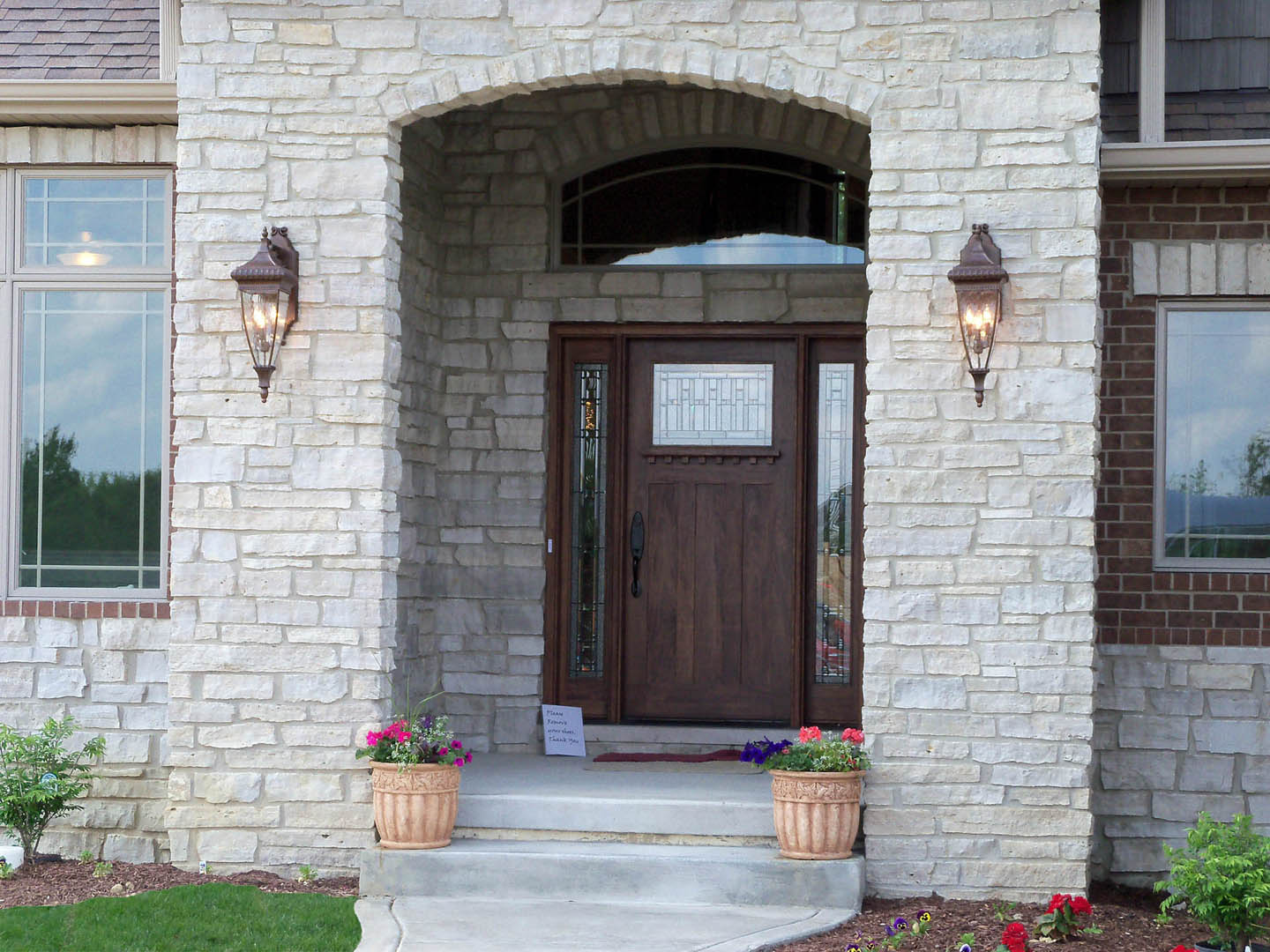 Mission doors arts and crafts doors shaker doors for for Front entrance doors for sale