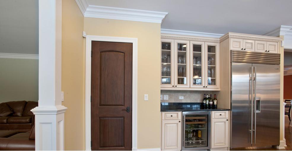 Wood 5 Panel Mahogany Interior Shaker Door Five Panel Doors In Hawaii