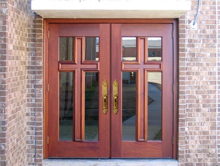 Wood exterior doors for sale in milwaukee wisconsin for Exterior doors for sale