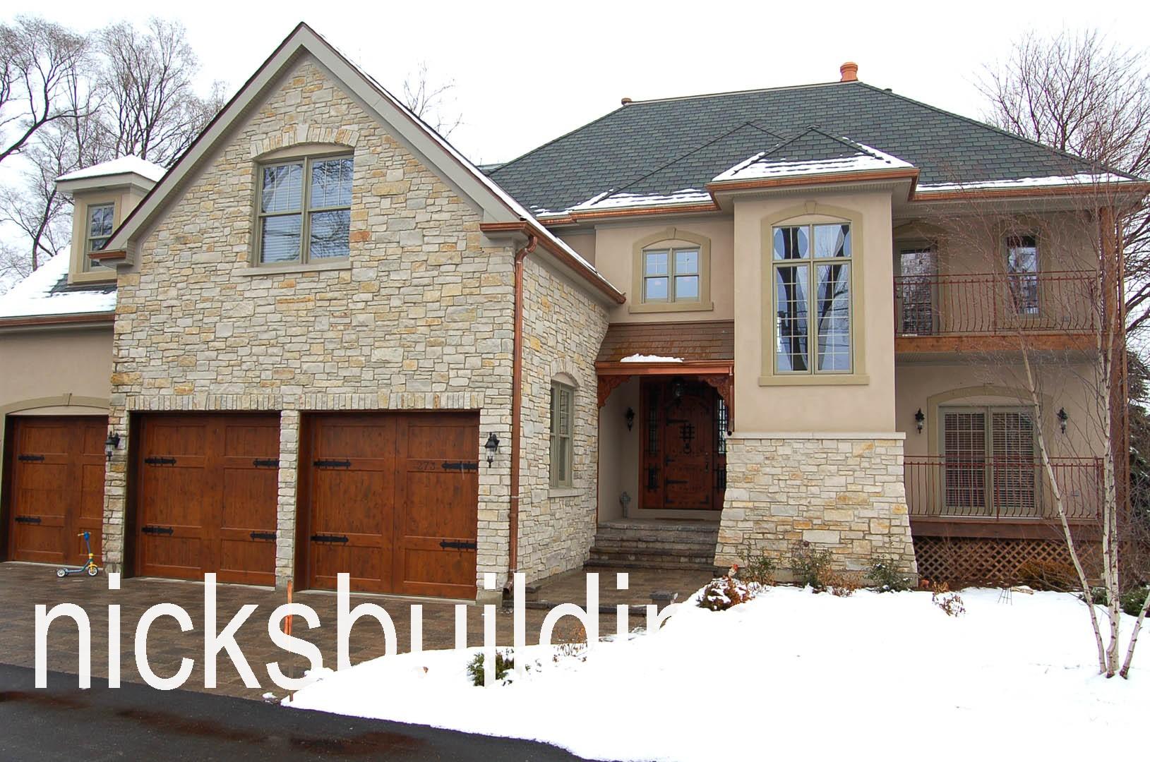 Wood Overhead Garage Doors 1629 x 1080