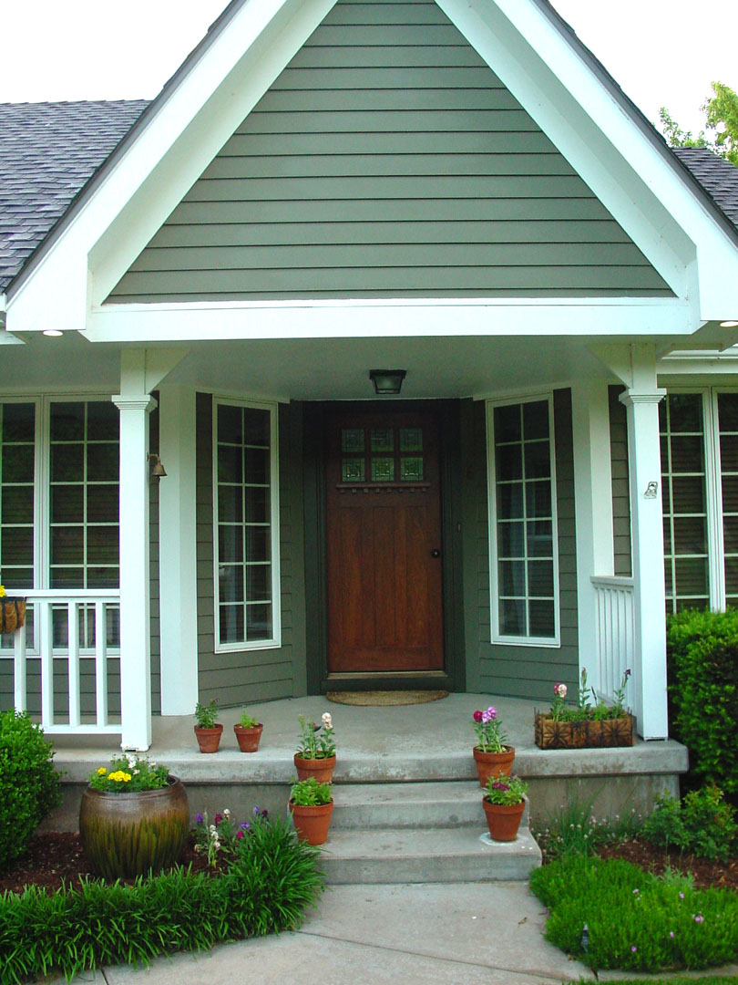 Arts and crafts doors craftsman style doors mission for Shaker style house