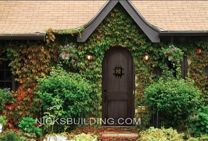 RADIUS ENTRY WOOD DOORS ROUND TOP GOTHIC FRONT DOOR ARCHED FOR SALE IN MICHIGAN