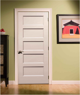 Interior wood five panel shaker doors for sale in michigan for Interior doors for sale