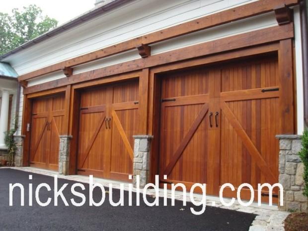 Overhead Garage Doors Wood Garage Doors For Sale In Michigan