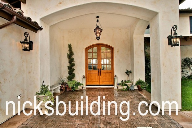 ARCH TOP EXTERIOR DOORS – RADIUS ARCHED DOORS – ROUND TOP ENTRY ...