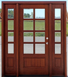 Mahogany Exterior Wood Doors For Sale In Ohio FRONT DOORS ENTRY DOORS ENT