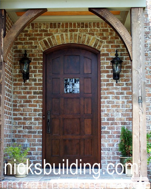 Rustic exterior doors tuscany entry doors mediterranean for Front entry doors for sale