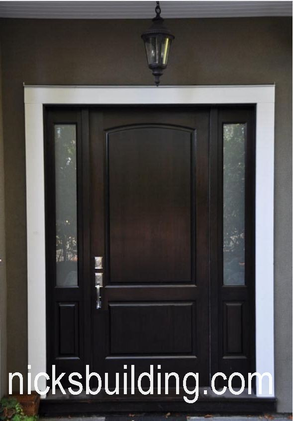 Mahogany wood exterior doors for sale in south carolina for Exterior wood doors for sale
