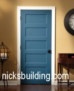 Shaker Interior Wood Doors And Mission Interior Doors For