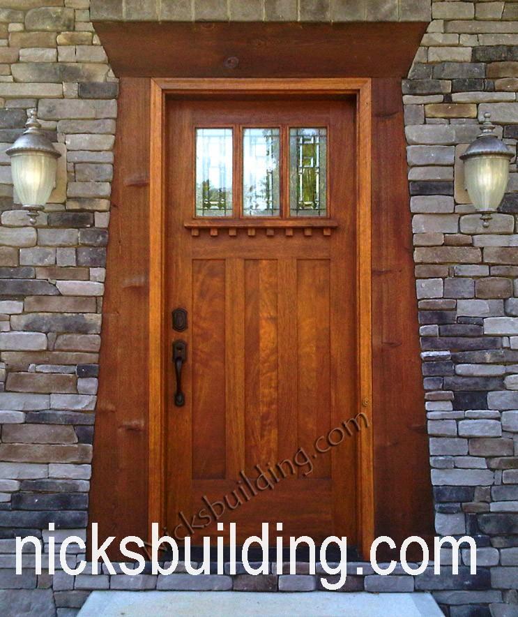 Craftsman doors mission doors shaker doors for sale in for Entry doors for sale