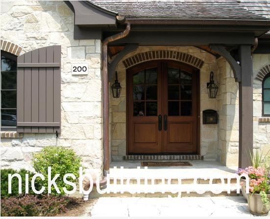 Front Doors Nicksbuilding