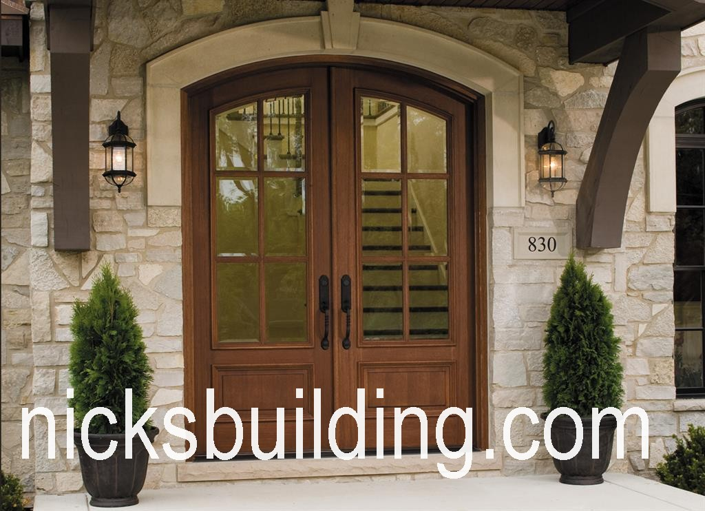 Mahogany exterior doors for sale in missouri for Mahogany exterior door