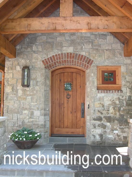 Rustic Tuscany Wood Exterior Doors For Sale In Pennsylvania Gothic Wood  Doors , Mediterranean Doors