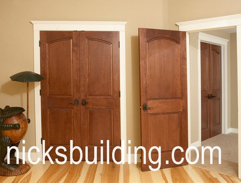 INTERIOR WOOD PANEL DOORS FOR SALE IN PENNSYLVANIA SINGLE PANEL DOORS, TWO PANEL  DOORS,