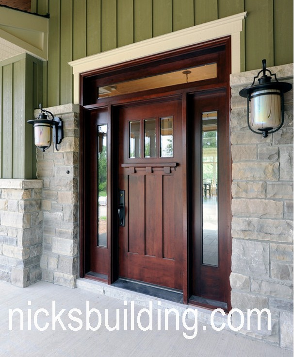 CRAFTSMAN STYLE DOORS AND SHAKER DOORS FOR SALE IN PENNSYLVANIA