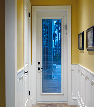 Merveilleux Doors With Shades In The Glass Doors With Blinds In Between The Glass For  Sale