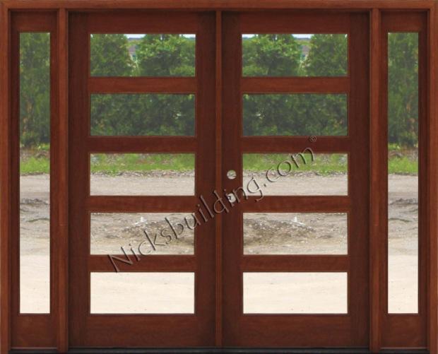 Solid Wood Exterior Door For Sale In Toronto Nicksbuilding