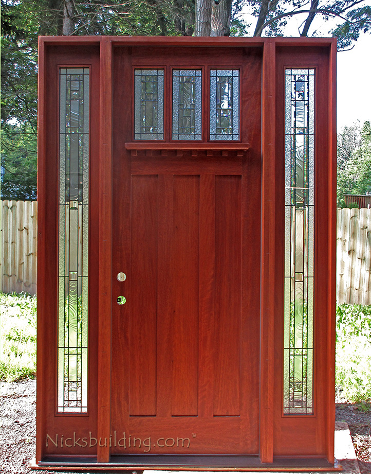Craftsman Style Exterior Doors For Sale In Texas
