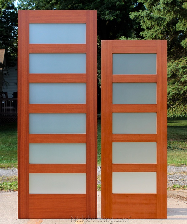 Modern Solid Wood Interior Doors For Sale In Edmonton